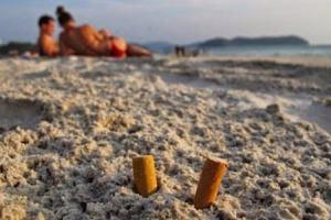 В Таиланде с февраля запрещено курить на всех пляжах