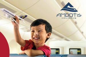 Туроператор Ambotis Holidays расширил полетную программу на Бали
