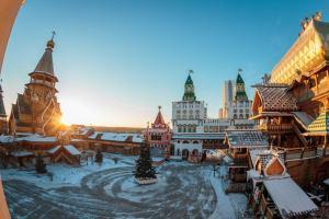 В российской столице возведут еще один Кремль