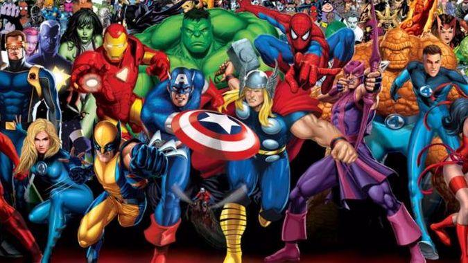 По комиксам Марвел состоится грандиозная выставка