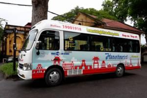 Автобус Hop-On Hop-Off в Ханое стал самым дешевым в мире