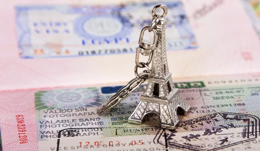 Франция начала выдавать краткосрочные визы за 48 часов