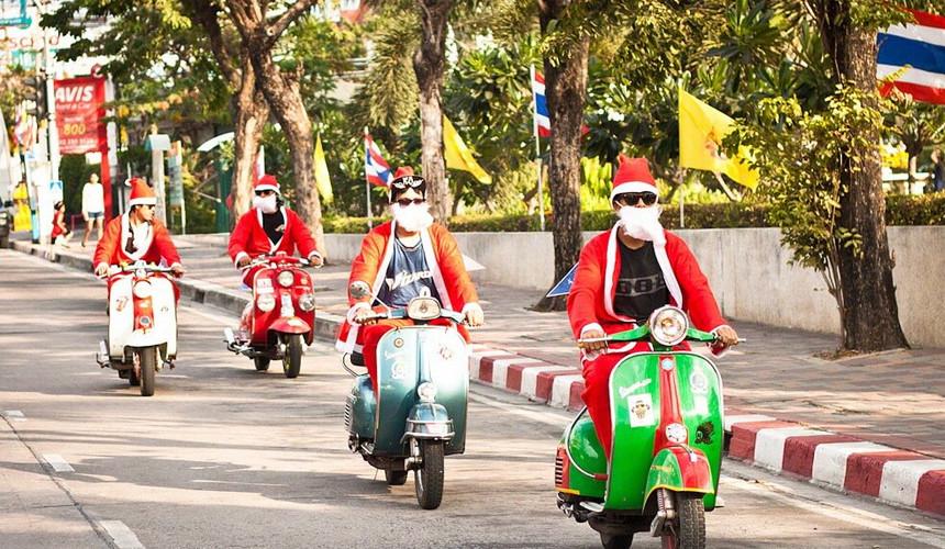 Таиланд возглавил топ новогодних направлений