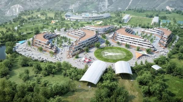 В Дагестане открывается дорога к курорту «Матлас»