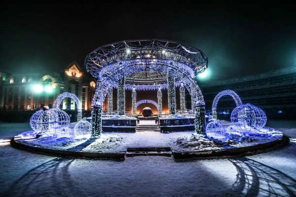 Более 80 тыс. туристов ожидается в Ханты-Мансийске на новогодние праздники