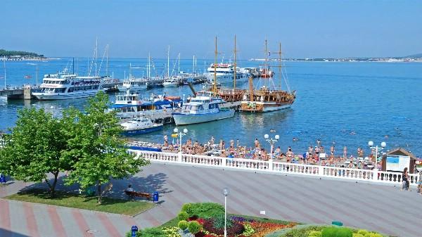 Власти Краснодарского края ожидают нарастить прибыль от курортов на 1 млрд рублей