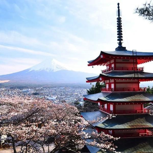 Турпоток из России в Японию за 9 месяцев вырос почти на 40%