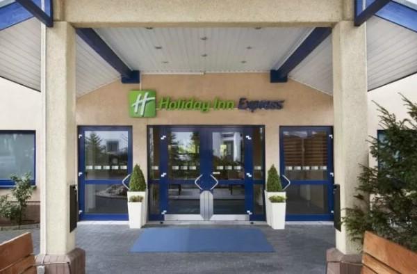 Самый большой отель Holiday Inn Express открылся в Кёльне