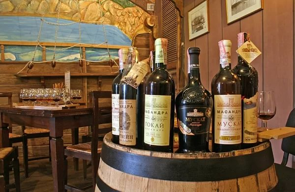 В Крыму планируют создать винный туристический маршрут