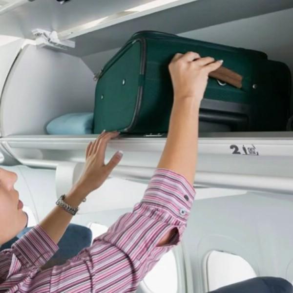 Авиапассажиры с 5 ноября могут бесплатно взять на борт 5 кг ручной клади