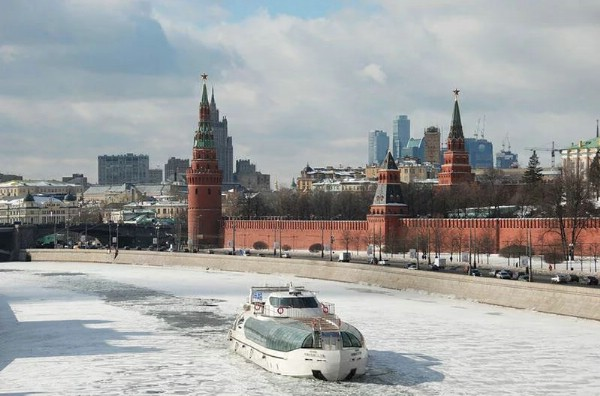 Зимняя пассажирская навигация по Москве-реке откроется 9 ноября