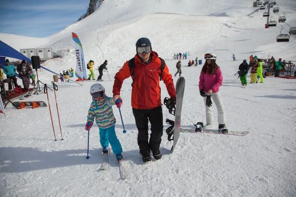 В новом горнолыжном сезоне в Сочи будет больше трасс для начинающих лыжников