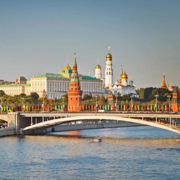 Москва и Петербург вошли в сотню самых посещаемых городов мира