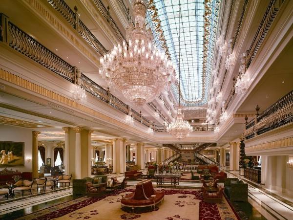Один из самых дорогих отелей мира растаскивают по частям из-за неработающей сигнализации