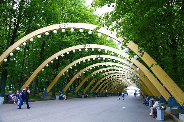 Единый экскурсионный билет появился в парке «Сокольники»