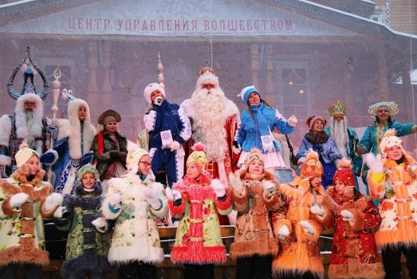 День рождения Деда Мороза отметят фестивалем «Сказочная Россия»