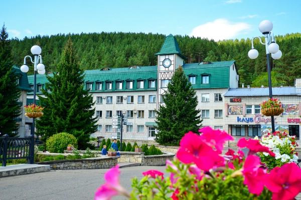 Алтайская Белокуриха становится пионером лечебно-оздоровительного туризма