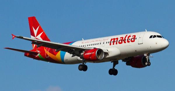 Air Malta соединит «рыцарский остров» и берега Невы