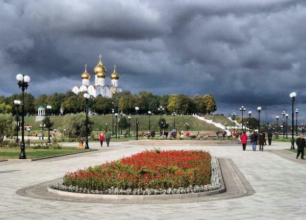 Штаб-квартиру Союза Золотого кольца открыли в Ярославле