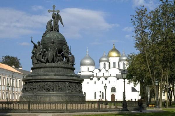 Великий Новгород планирует в ближайшие два-три года увеличить турпоток иностранцев вдвое