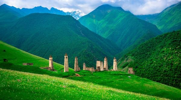 Ингушетия в 2018 году разработает туры для гостей из Италии