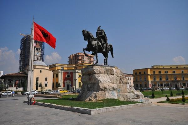 На российском рынке появится чартер в Албанию