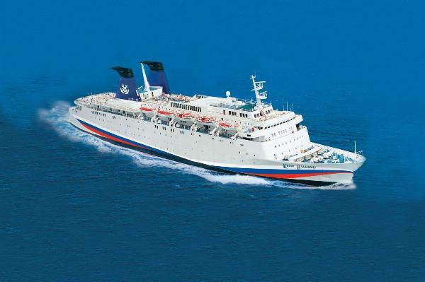 Росморпорт планирует увеличить количество туристов на лайнере