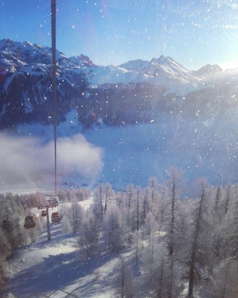 Ливиньо открывает сезон и дарит горнолыжникам ски-пасс