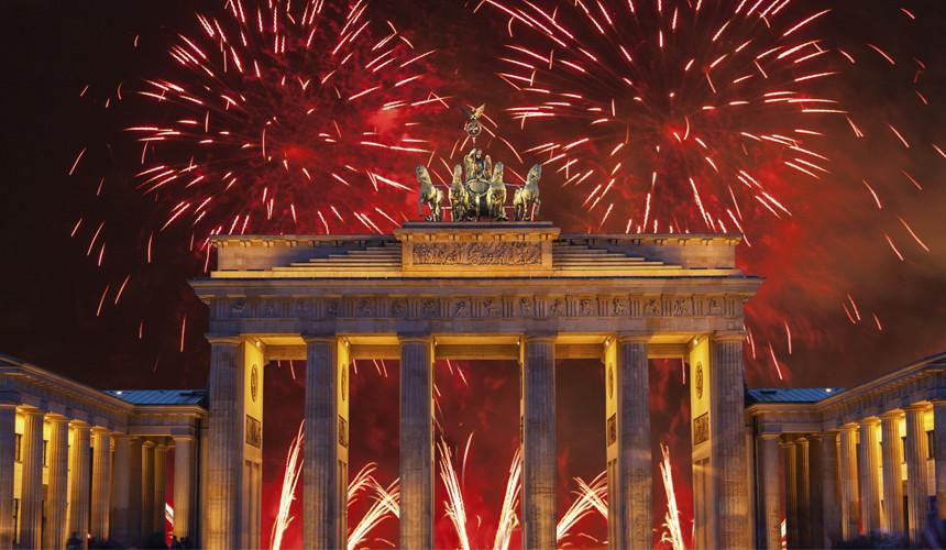 Немецко-чешский Новый год за 20 тыс. руб.