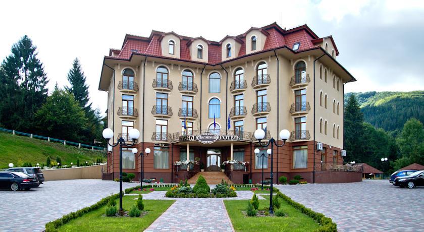 Конференц-сервис и банкеты в Карпатах