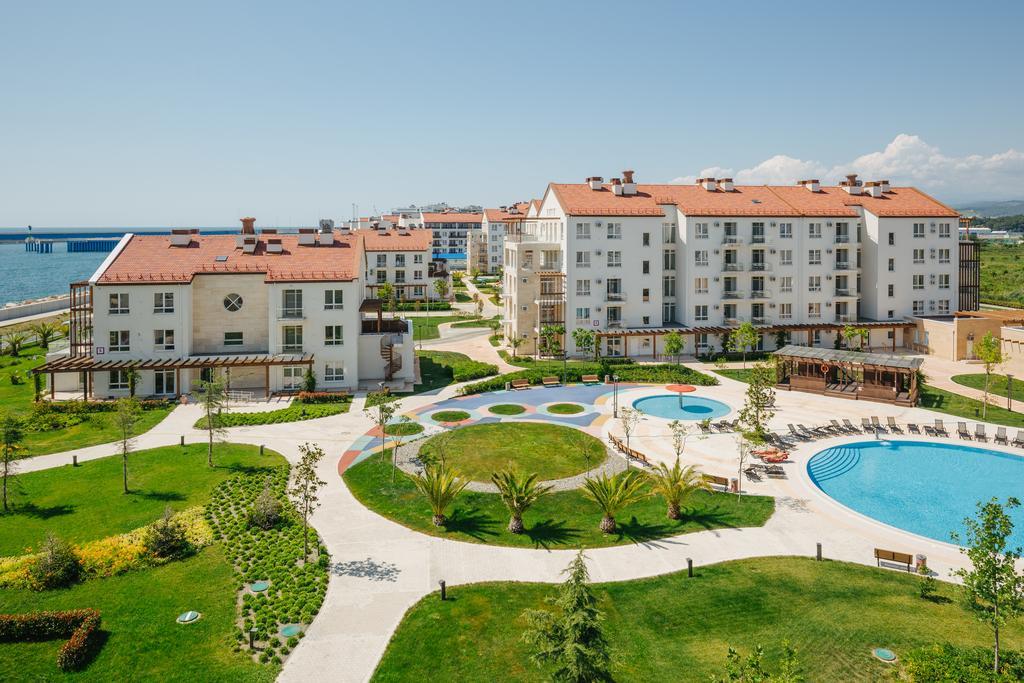 Отель в Сочи на берегу Чёрного моря