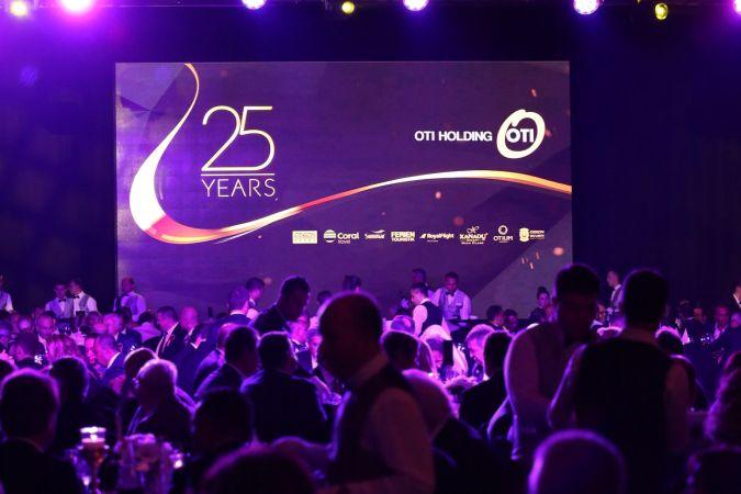 OTI Holding отпраздновал свое 25-летие