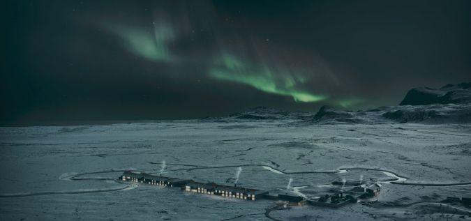 Просветление по-исландски в отеле возле вулкана