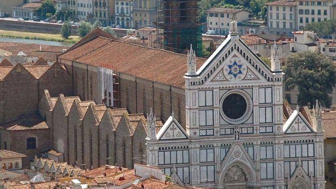 Самая крупная в мире францисканская церковь вновь открылась во Флоренции