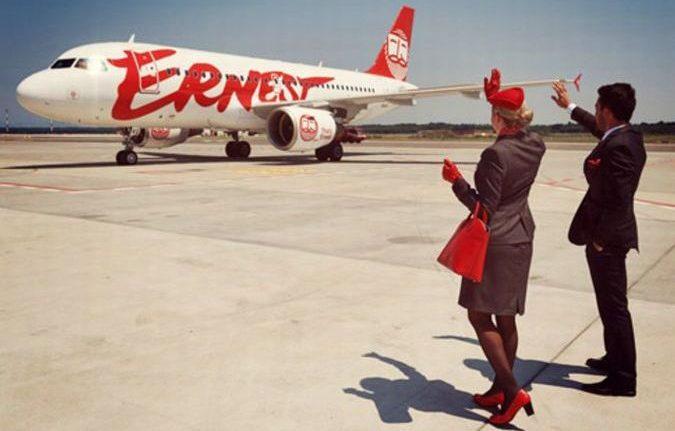 Итальянский лоукостер прилетел: 4 новых рейса от «Эрнеста»