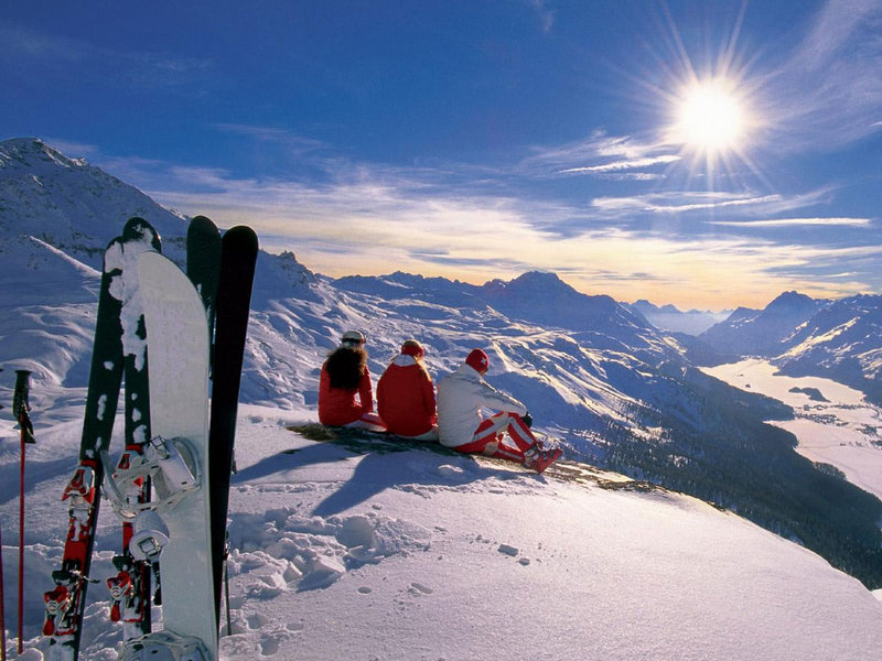 Отличные горнолыжные туры в Австрию