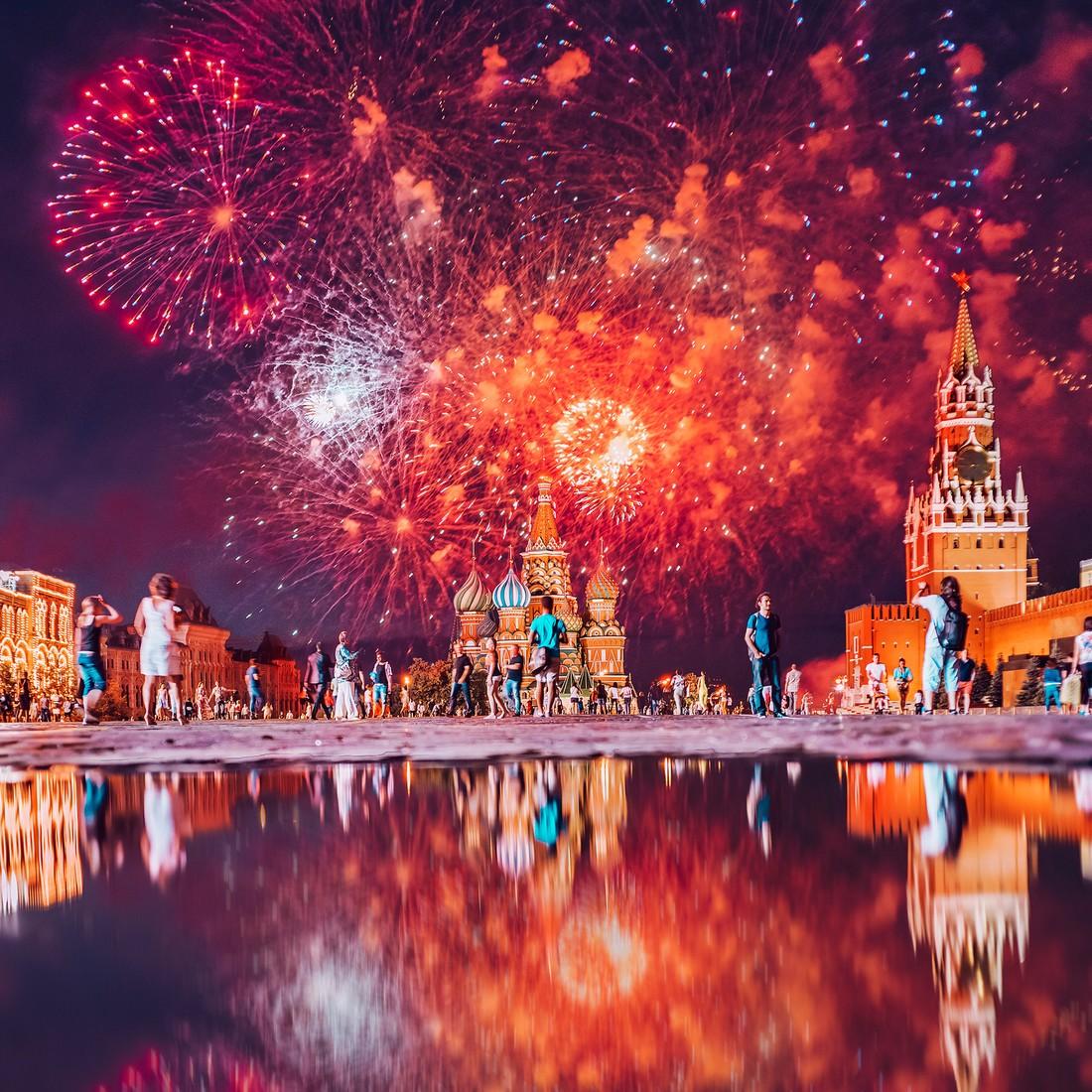 Нью-Йорк, Лондон, Москва - самые популярные у туристов города в Instagram