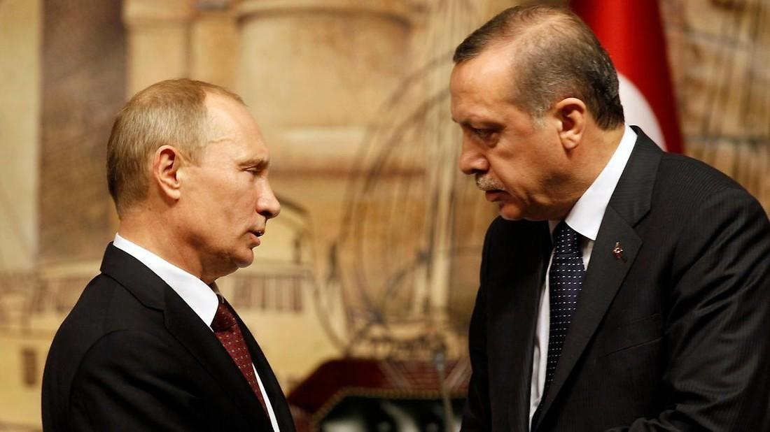 Путин: отношения России и Турции «восстановлены в полном объеме», Турция отчиталась о 4 млн туристов