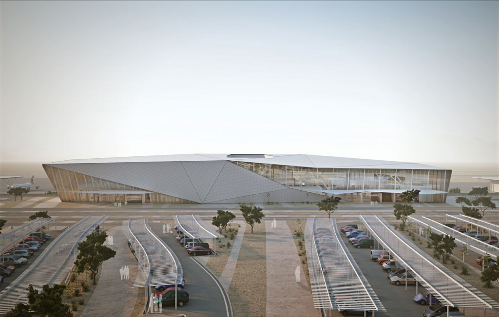 Новый аэропорт Эйлата откроют в октябре 2018-го