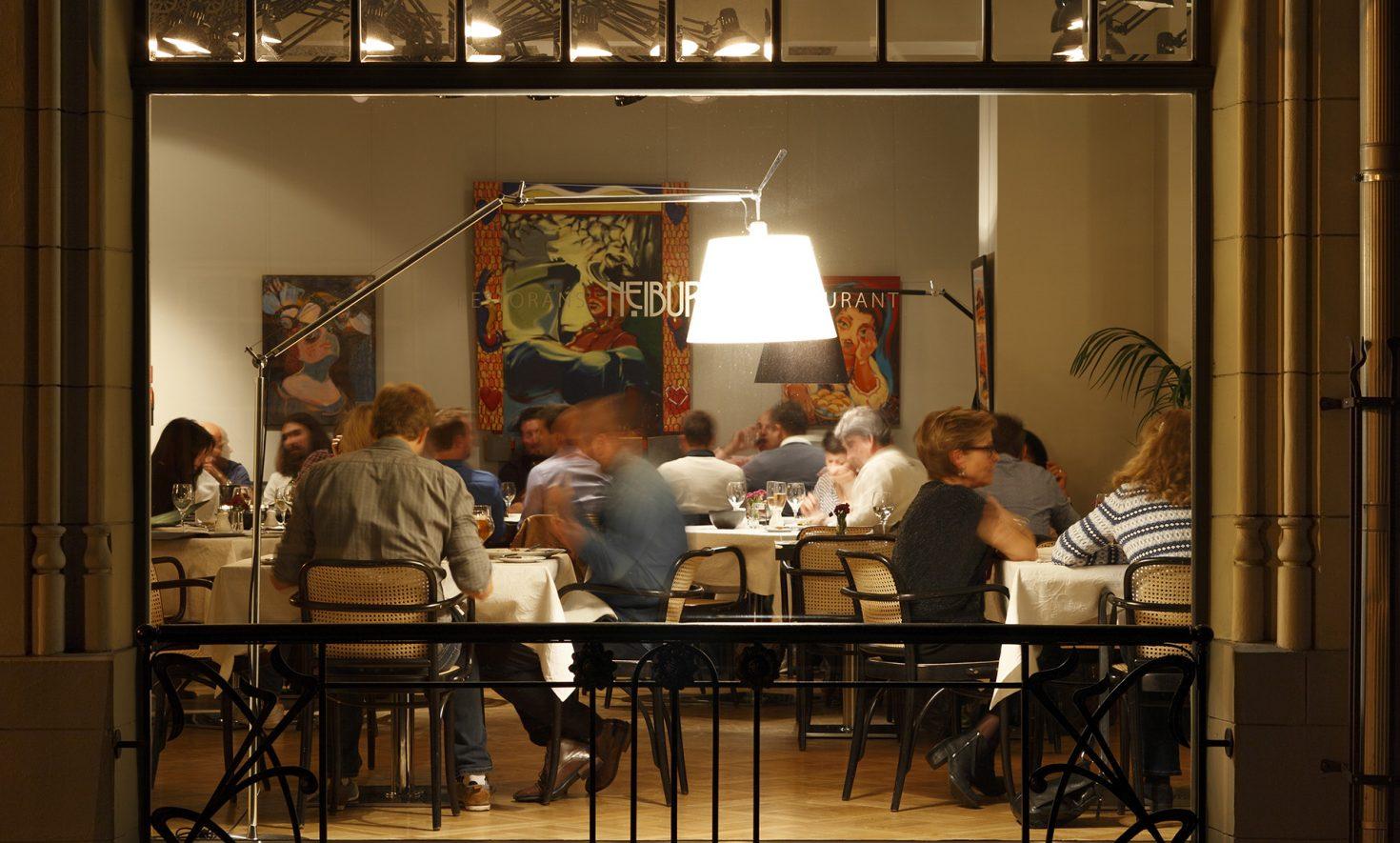 Ресторан в Риге для гурманов