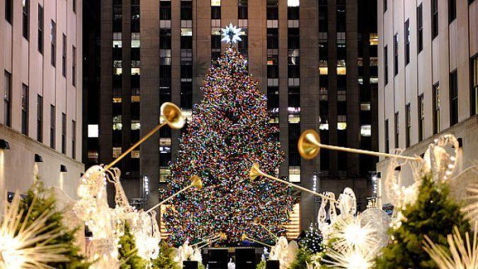 Какой будет рождественская елка в Рокфеллеровском центре
