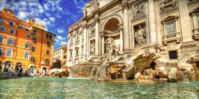 Деньги, собранные из городских фонтанов, пойдут на другие цели