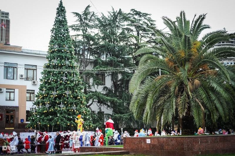 Сочи, Симферополь, Калининград – куда туристы полетят на Новый год
