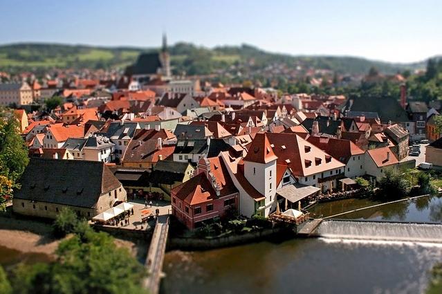 Интересные факты: самый маленький город в мире