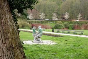 Ботанический сад в Праге стал бесплатным до конца февраля