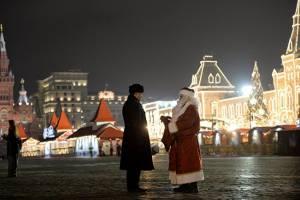 Красная площадь в Москве будет закрыта в новогоднюю ночь