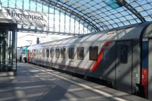 Названы страны, куда россияне чаще всего путешествуют поездом