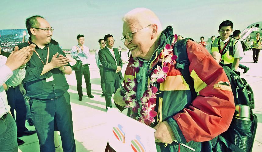 Турпоток на остров Хайнань бьет рекорды