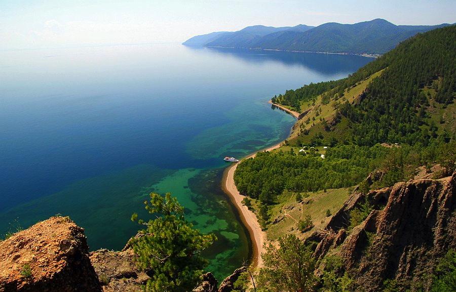 Единение с природой Байкала