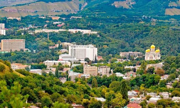 Глава Кисловодска: до 2020 года в городе создадут около 2 тыс. мест размещения туристов